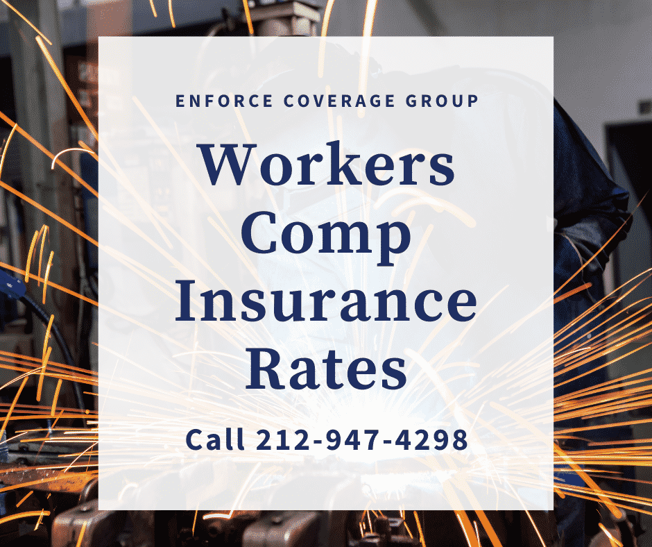 workers comp insurance rates for welders