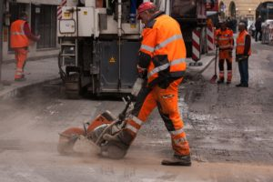 New York Workers Comp Insurance for Road Construction