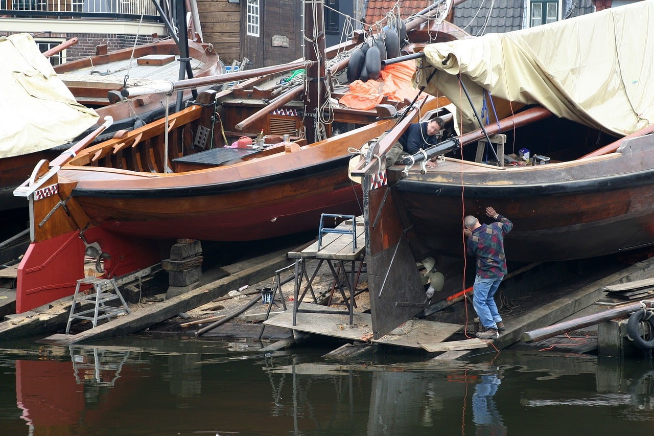 NY Workers Comp Rate for Code 6824 Boat Building & Drivers