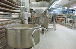 workers comp for industrial bakeries