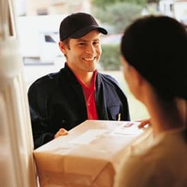 workers comp for mail courier services