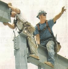 workers comp for Steel Erection companies