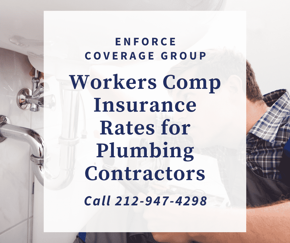 workers comp insurance for plumbers